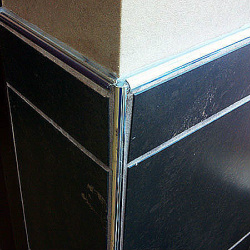 Metal Tile Trim